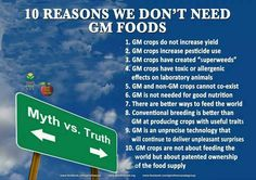 Real food over profits, greed, and manipulation!