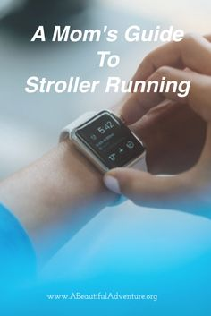 A Mom's Guide to Stroller Running: How to love your run (or jog) pushing littles. For the mother runner: tips for boy moms, girl moms and nursing mammas. You can do it! #fitmom #motherrunner #fitfam