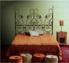 169 So Cool Headboard Ideas That You Won't Need More