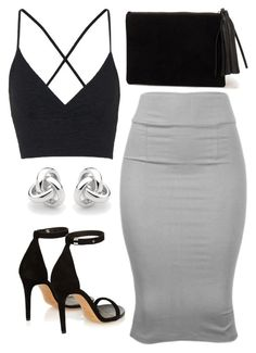 """Untitled #1195"" by thelovelybry ❤ liked on Polyvore featuring Topshop, Isabel Marant, Georgini and NLY Accessories"