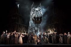 Royal Opera's set for Berlioz's Les Troyens in 2012. Production by David McVicar and set designs by Es Devlin. Read my opera and culture blog in the Daily Telegraph: http://ow.ly/t81Ym
