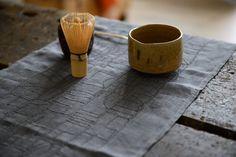 Lucia Lapone  textile designer: MONOarte - design week '19 Shibori, Textile Design