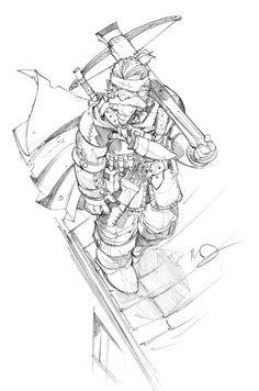 Dwarven Assassin by Max-Dunbar on DeviantArt