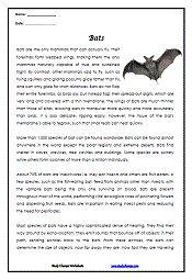 Reading worksheets halloween cartoonsite 16 best halloween worksheets images on ibookread Read Online