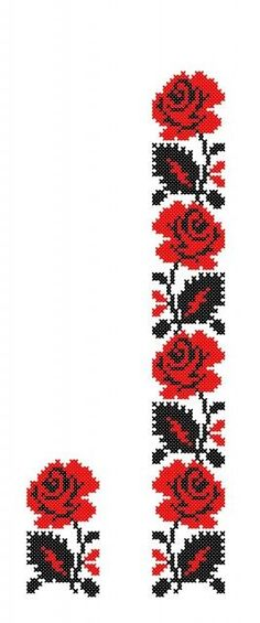 Thrilling Designing Your Own Cross Stitch Embroidery Patterns Ideas. Exhilarating Designing Your Own Cross Stitch Embroidery Patterns Ideas. Folk Embroidery, Beaded Embroidery, Cross Stitch Embroidery, Machine Embroidery, Embroidery Designs, Embroidery Patterns Free, Beading Patterns, Cross Stitch Borders, Cross Stitch Charts