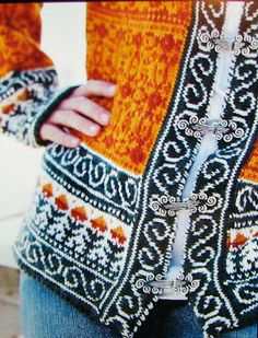 Wall-to-Wall Books: Fearless Fair Isle Knitting, by Kathleen Taylor