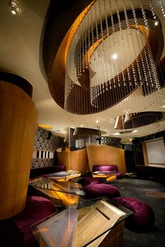 Bar at the Sheraton Hotel, China :: Inspiration Studio