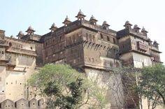 cool The Raja Mahal in Orchha