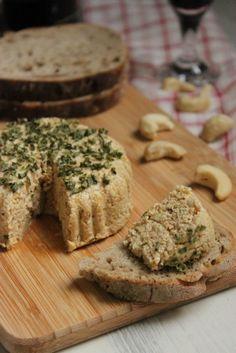Fromage de Cajou 100% Végétal {La Cuisine d'Anna & Olivia} totalement addictif ! c'est mon faux-mage fétiche :) une recette simple, délicieuse et saine par dessus le marché !
