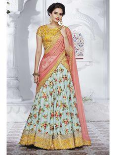 Sarees,Lehanga Sarees,Lehangas,Designer,Handwork,Embroidery,Net,Georgette,Surat,Gujarat,India, Traditional,Exclusive,hand nakkashi,Jari,Jardosi,Thread