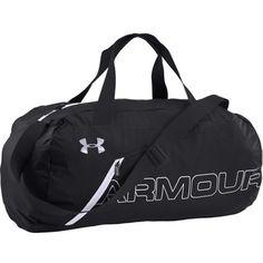 0c1aa63a773 Tesco direct  Under Armour Packable Duffel Sports Bag Black   White
