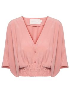 See an acceptable & flexible variety of ladylike ladies blouses. Stylish Clothes For Women, Stylish Tops, Classy Outfits, Stylish Outfits, Fashion Outfits, Blouse Styles, Blouse Designs, African Blouses, Iranian Women Fashion