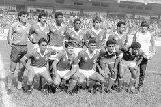 Time vice-campeão brasileiro, em 1987