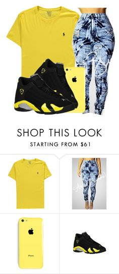 """""""Untitled #312"""" by oh-thatasia ❤ liked on Polyvore featuring Polo Ralph Lauren"""