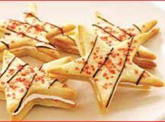 PHILADELPHIA Sugar Cookies #Christmas #Sugar-Cookies #marshmallow creme #justapinchrecipes