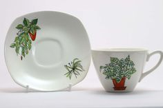 Plant Life / Terence Conran / Midwinter Pottery