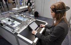Festo, Production Of The Future - New Operating Concepts Between People And Machines, Futuristic Technology