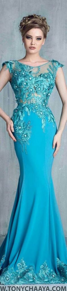 Maquiagem Festa de casamento para vestido azul #3