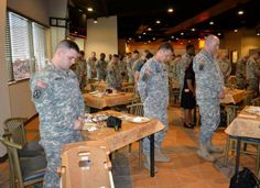 Army personnel to take part in prayer event