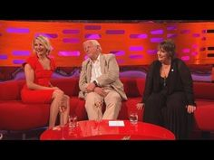 David Attenborough narrates the shoe-mounting tortoise video - The Graham Norton Show - BBC One