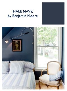 Emily Henderson — Stylist - BLOG - Best navy blue paint, inspired by RobertPattinson