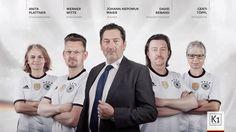 Zum heutigen Spiel dürfen wir euch einen Teil des K1-Kaders vorstellen. Unsere aktuelle Aufstellung bringt folgende Spieler sowie den Capo aufs Feld. Wir sind bereit und wünschen dem Team erfolgreiche Zweikämpfe und viele Tore. Tipp unseres Trainers: 2:0, selbstverständlich für Deutschland :)  Euer Tipp? - Wir sind gespannt!  #EM #em2016 #fußball #deutschland #team #mannschaft #schiriwirwissenwodeinautosteht #gutkick #schlaaand #boatengbesternachbar #k1marketing
