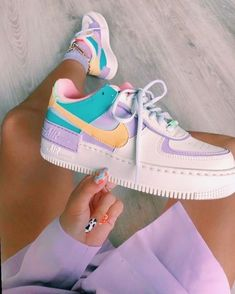 annaxlovee p i n t e r s P I N T E R E S T annaxloveeYou can find For one nike mujer and more on our website Sneakers Mode, Best Sneakers, Cute Sneakers For Women, Cool Shoes For Women, Cute Teen Shoes, Teen Girl Shoes, Cute Womens Shoes, Chanel Sneakers, Vans Sneakers