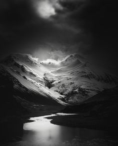 Iceland Infrared: Stark Photographs of Icelandic Landscapes by Andy Lee landscapes infrared Iceland