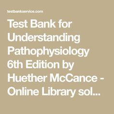 Test bank for a graphical approach to precalculus with limits a unit test bank for understanding pathophysiology 6th edition by huether mccance online library solution manual and fandeluxe Choice Image