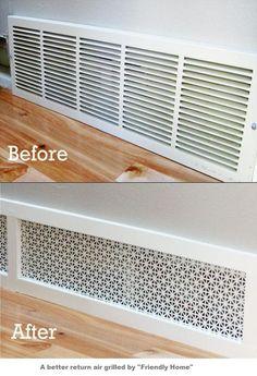 air conditioner cover veneer design aluminium building. Black Bedroom Furniture Sets. Home Design Ideas