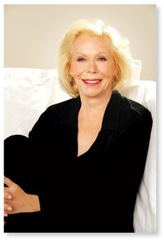 """""""I'm 85 and I'm VERY alive."""" - Louise Hay"""