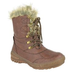 Fashion Thirsty Womens Flat Warm Faux Fur Lined Grip Sole Winter Snow Ankle Boots Shoes Size 10 >>> Check out the image by visiting the link.(This is an Amazon affiliate link and I receive a commission for the sales)