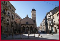 Iglesia del colegio salesianos (alcoy)
