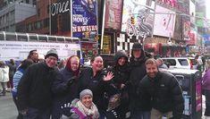 """New York, May 15: A """"GLEEK"""" Broadway Walking Tour"""