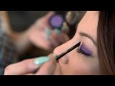Vlog semaine 2 - D'un look de jour à un look de soir Promotion, 2013, Bobby Pins, Hair Accessories, Makeup, Beauty, Beauty Secrets, Eye Shadows, Stuff Stuff