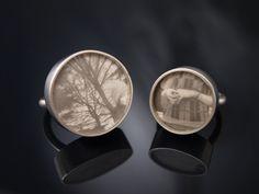 """Forgotton"" Ring lockets by Shauna Mayben"