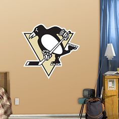 Pittsburgh Penguins Fathead Wall Decals Are Revolutionizing Penguins  Posters And Wall Stickers. Score Vibrant Penguins Decor For Your Home Today!