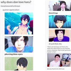 YEAH I SAID THIS BEFORE HARU IS SO LIKE PHIL!