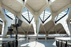 Posts about Architecture written by cokeforbreakfast Futuristic Architecture, Architecture Design, Santiago Calatrava, Factory Design, Metro Station, Earthship, Bus Stop, Organic Modern, Zaha Hadid