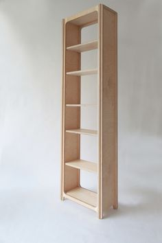 Australian Custom Plywood Furniture & Lighting | bull bookcase