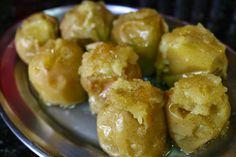 Buena cocina mediterranea: Manzanas al horno