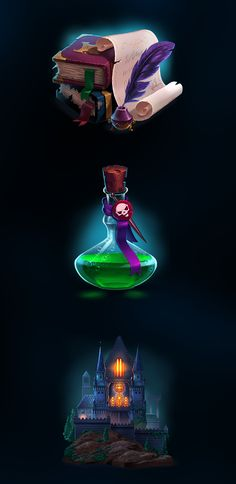 Vampire Icons on Behance
