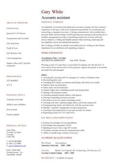 financial cv template business administration cv templates accountant financial jobs - Job Description Of Business Administration