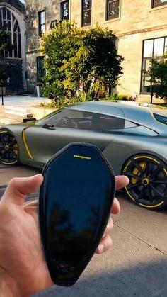 Koenigsegg, Exotic Sports Cars, Exotic Cars, Fancy Cars, Cool Cars, Cool Sports Cars, Top Luxury Cars, Luxury Cars Interior, Interior Design