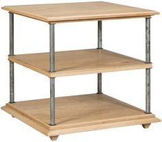 Vanguard Furniture: 8310L - Milo (Lamp Table)