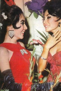 Tham Thuy Hang and Kim Vui:  Two Legendary Screen Goddesses of South Vietnam in the 1960s and 1970s