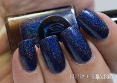 Cirque Colors Burlesque Collection — Fierce Makeup and Nails
