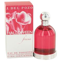Halloween Freesia By Jesus Del Pozo Eau De Toilette Spray 3.4 Oz - MNM Gifts