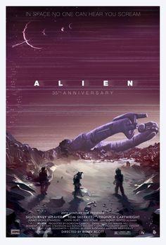 Foto de Carteles de 'Alien, el octavo pasajero' (2/36)