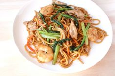 Food Endeavours of the Blue Apocalypse: Stir Fried Hokkien Noodles